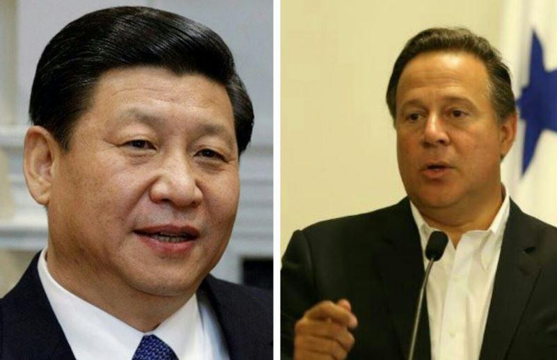 Panamá prevé intenso comercio tras visita de presidente a China
