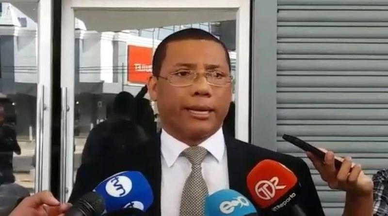 Rafael Guardia Jaén pone a disposición del MP apartamentos, carros y casas