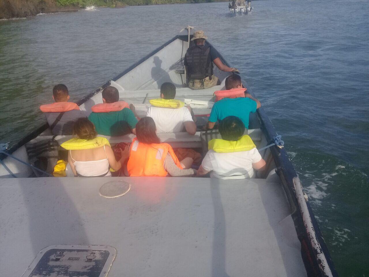 Localizan dos embarcaciones reportadas desaparecidas en Bocas del Toro