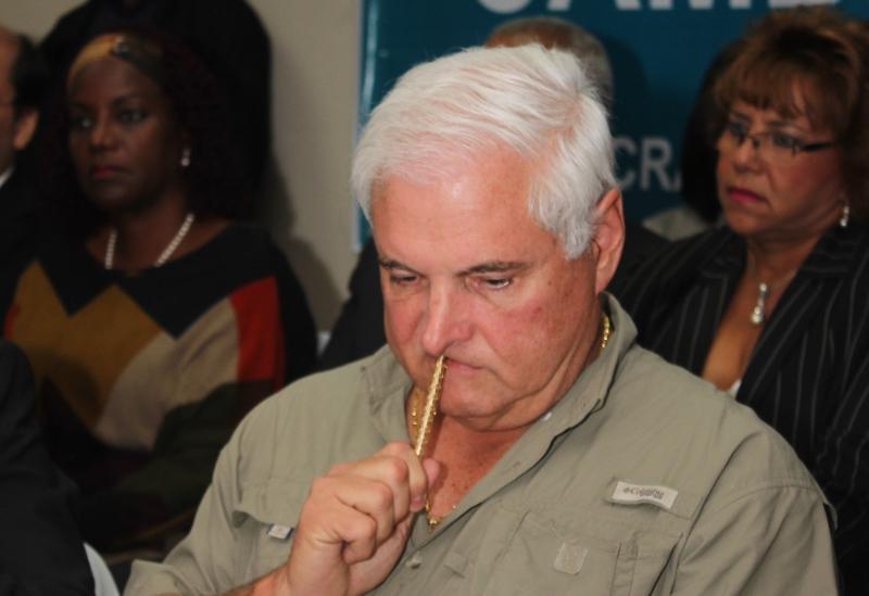 Defensa de expresidente Martinelli apela por caso de indultos