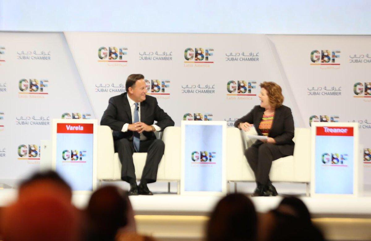Dubái se interesa en el sector público y privado de América Latina
