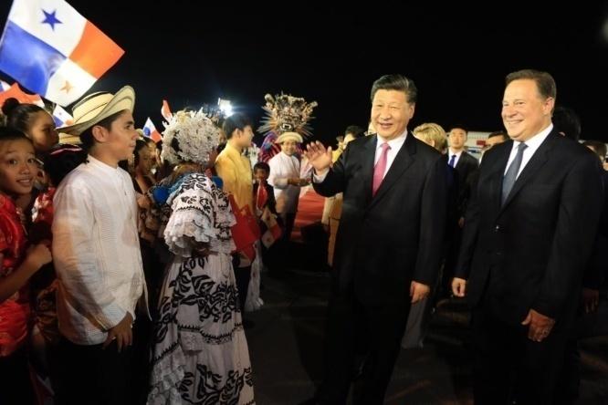 Panamá, nuevo aliado de China