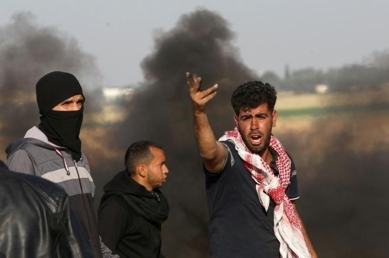 Muere un palestino en un ataque aéreo israelí
