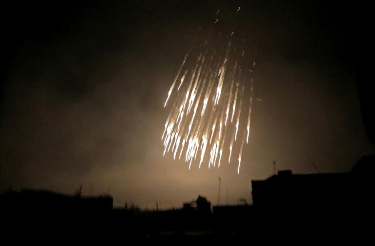15 niños murieron por bombardeo de Siria contra Guta Oriental