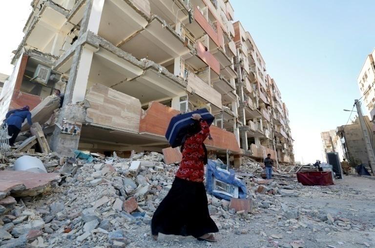 Un terremoto de 5,9 sacude Irán