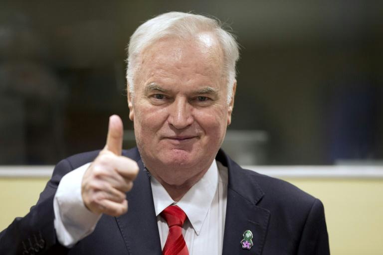 Cadena perpetua para Ratko Mladic, el carnicero de Srebrenica