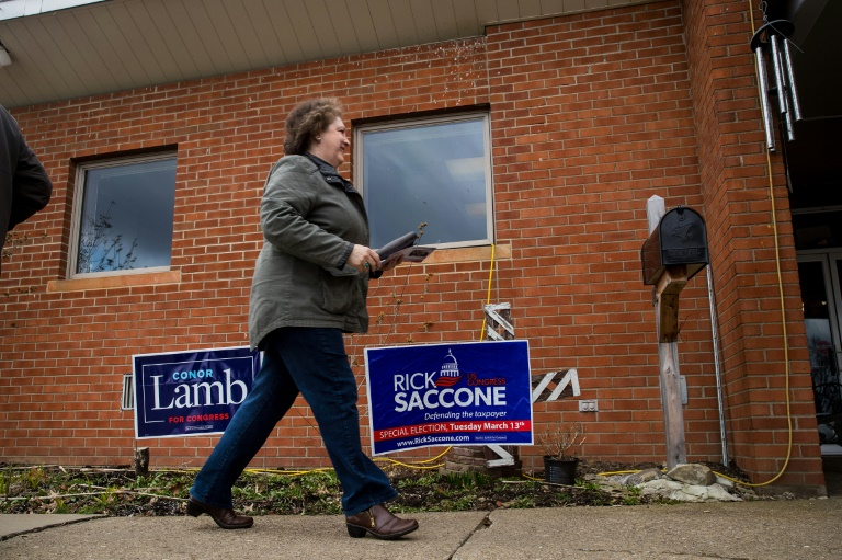 Bofetada a Trump en las elecciones especiales de Pennsylvania