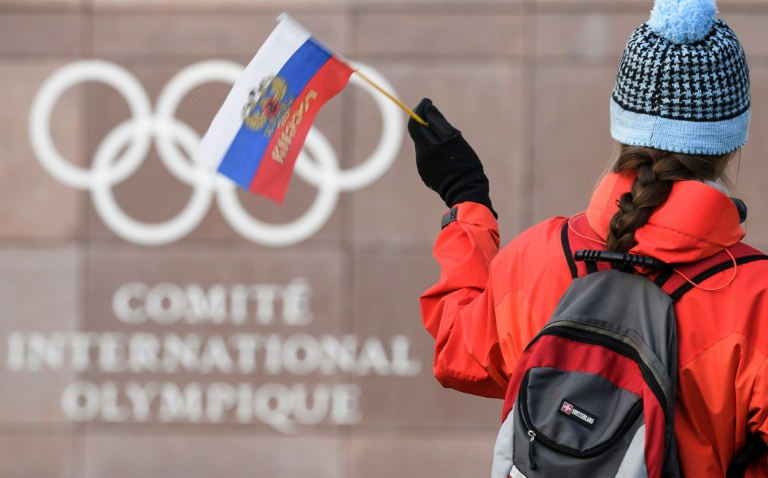 Los deportistas rusos 'quieren participar' en los Juegos