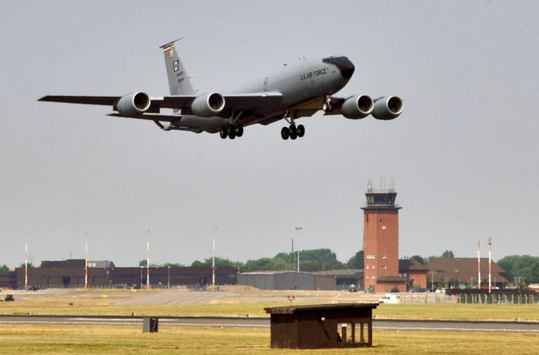 Cierran base militar de EE.UU. en Inglaterra por incidente de seguridad