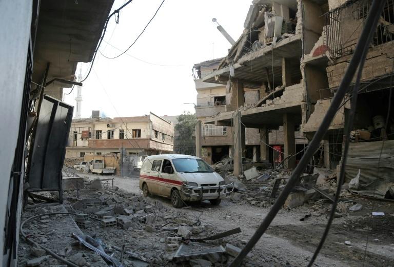 Acuerdan, por fin, tregua en Siria