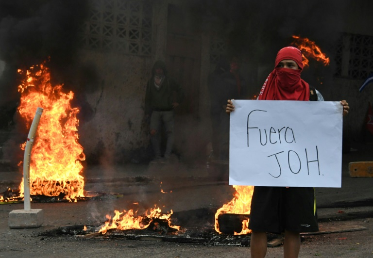 Tribunal declara a Hernández nuevo presidente electo de Honduras