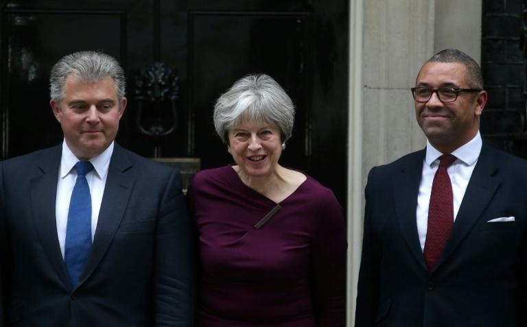 Theresa May inicia el año con cambios en su gabinete