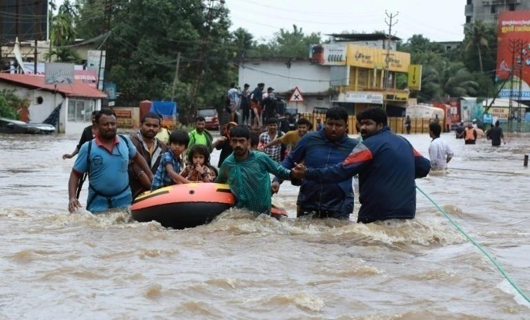 El monzón deja 324 muertos en la India