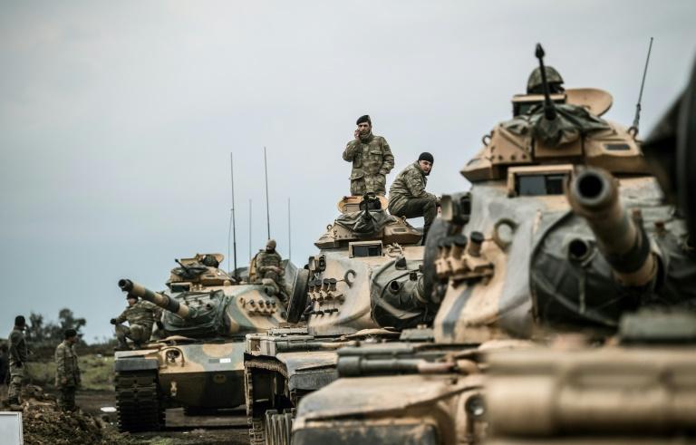 Misiles lanzados desde Siria impactaron en ciudad fronteriza de Turquía