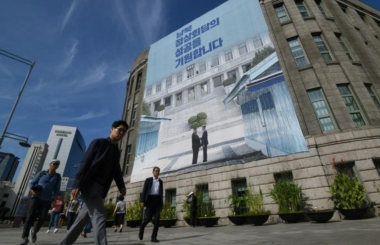 Las dos Coreas inauguran una oficina de enlace