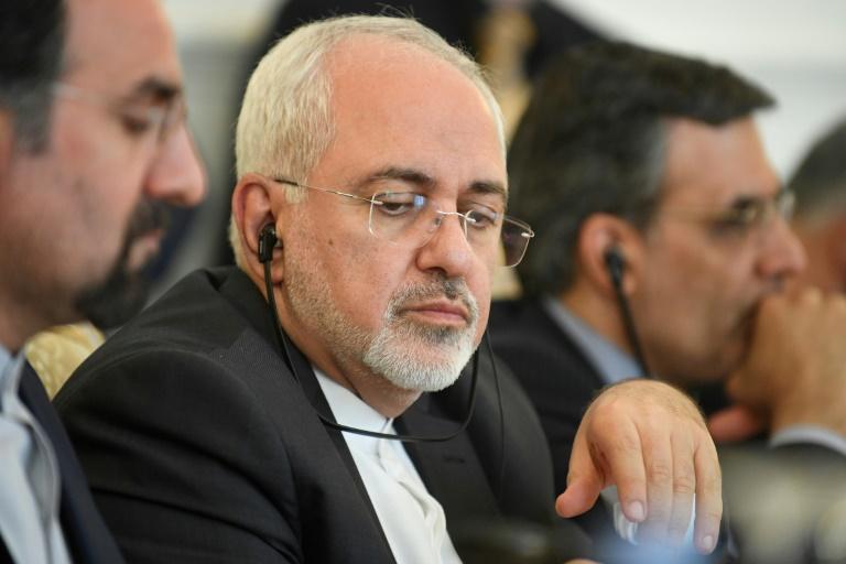 El ministro de Exteriores iraní visita Rusia para salvar el acuerdo nuclear
