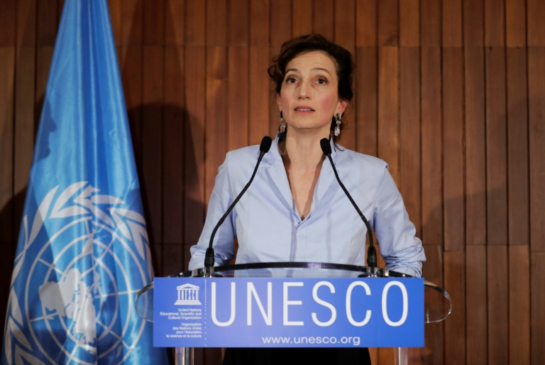 Francesa Audrey Azoulay es la nueva directora general de la Unesco