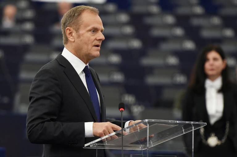 Líder de la UE insta a Gran Bretaña a replantearse el Brexit