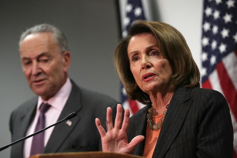 EEUU: Líderes demócratas cancelan cita con Trump sobre presupuesto