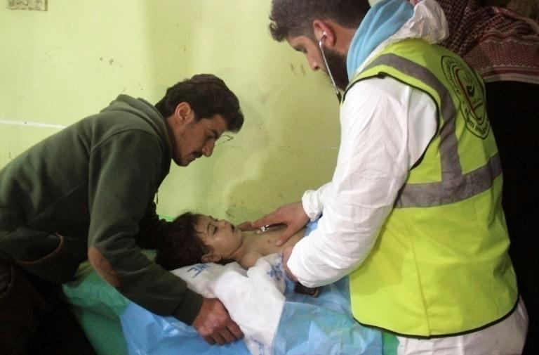 Rusia veta prolongar pesquisa sobre supuestos ataques químicos en Siria