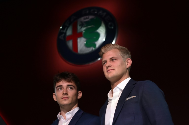 Leclerc y Ericsson serán los pilotos de Alfa Romeo Sauber en 2018