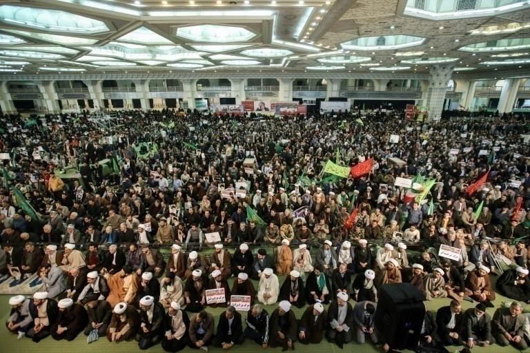 Donald Trump apoya protestas en Irán