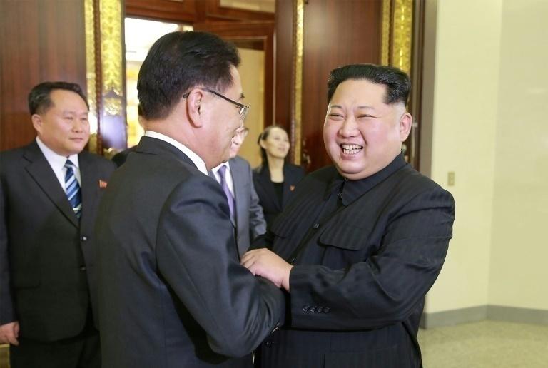 Abre Trump puerta para diálogo con Corea del Norte
