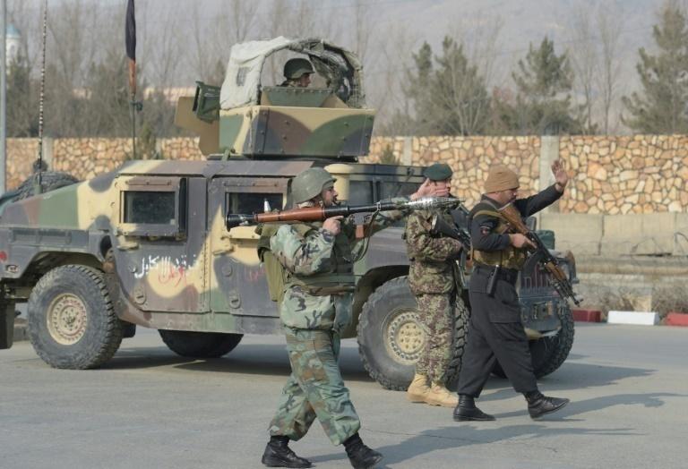 Hombres armados atacan un centro de entrenamiento en Kabul