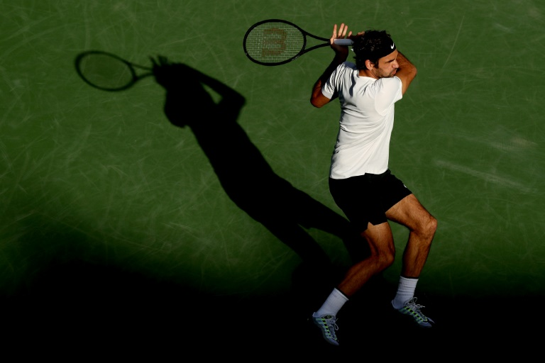 Roger Federer se verá las caras con Borna Coric en semifinales