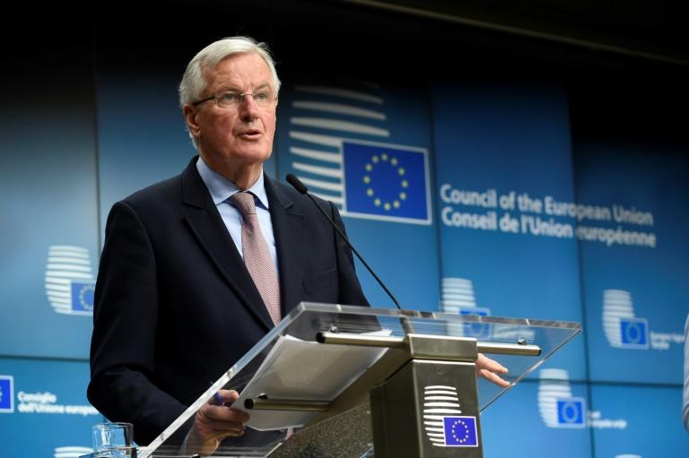 May rechaza borrador de Brexit de CE que 'amenaza' al Reino Unido