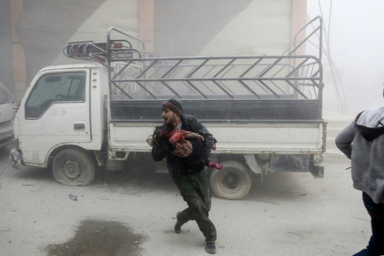 Siria afirma haber derribado