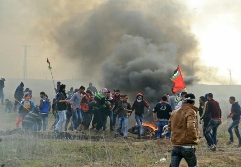 Ejército israelí ataca complejo de Hamas en Gaza