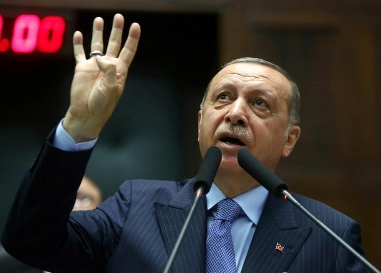 Turquía anuncia que retirará sus embajadores de Israel y de EEUU