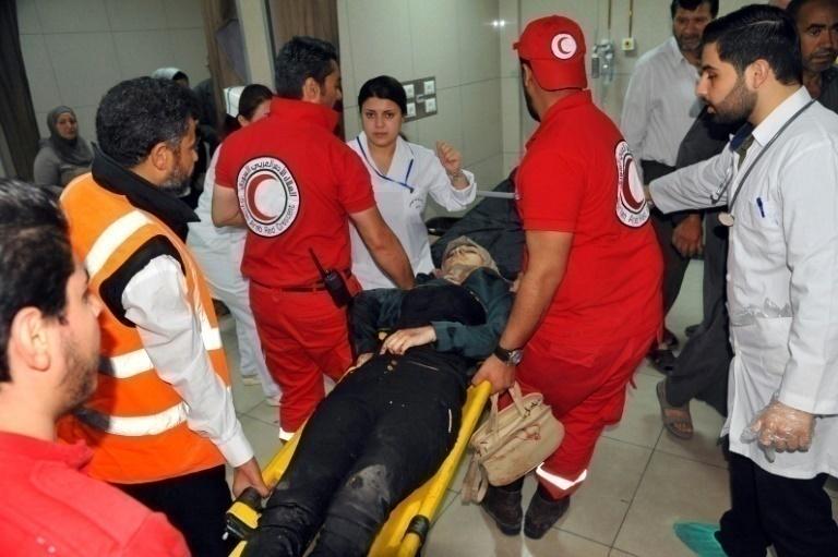 40 muertes en Siria por posible ataque químico