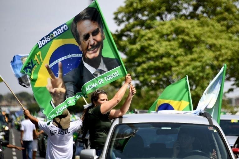 Efecto Bolsonaro llega al Congreso de Brasil
