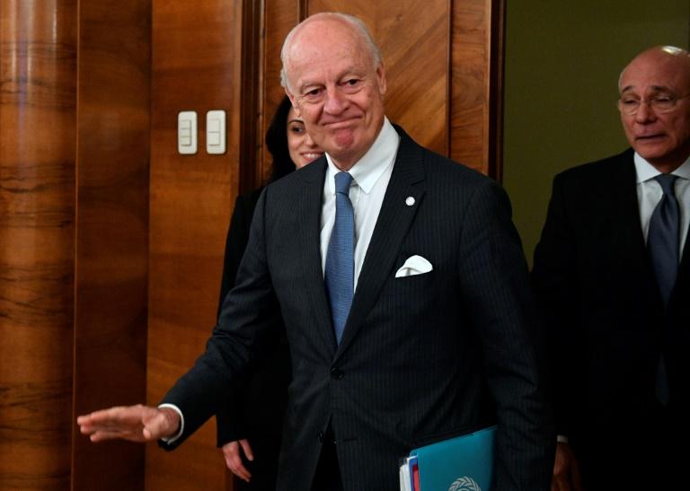 Las negociaciones sobre Siria se reanudan en Ginebra sin la ...