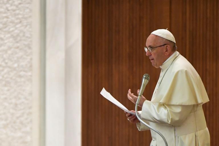 Papa compara aborto con prácticas nazis