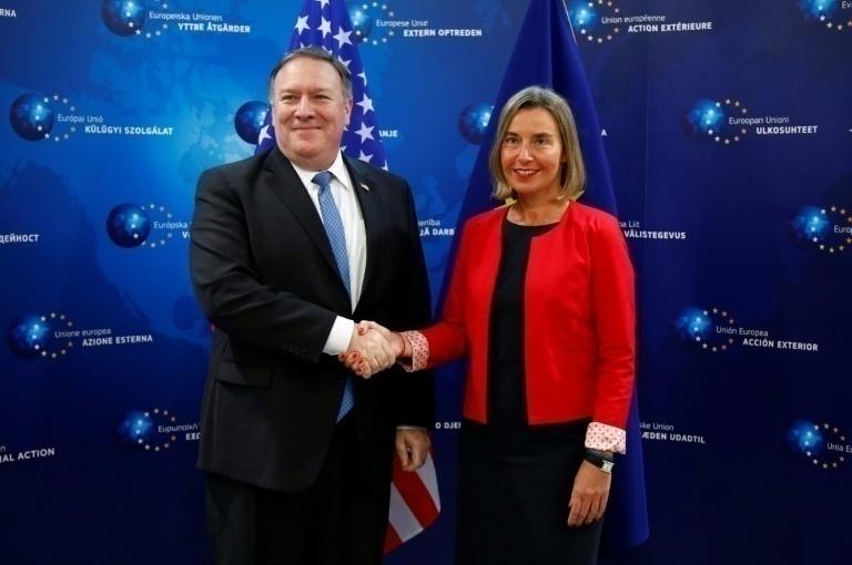 Irán demanda a Estados Unidos en la Corte Internacional