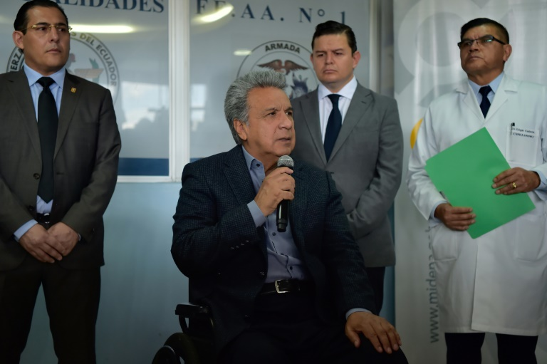 Ecuador y Colombia reforzarán cooperación inmediata en seguridad (ADELANTO)