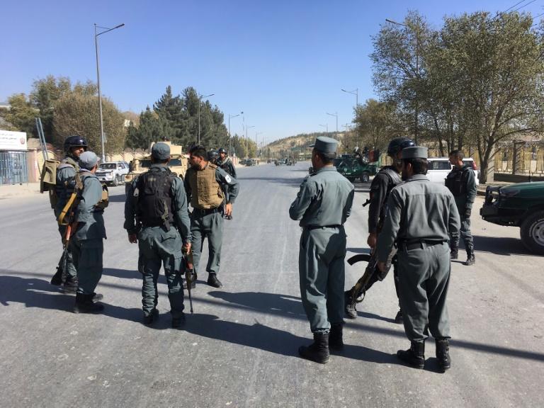 Ataque a estación de TV deja al menos cuatro muertos — Afganistán