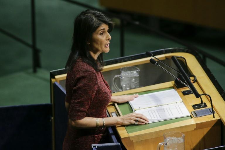 EU pide en la ONU