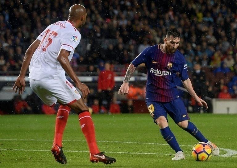 Tebas confía que Messi ya haya firmado su renovación con el Barcelona