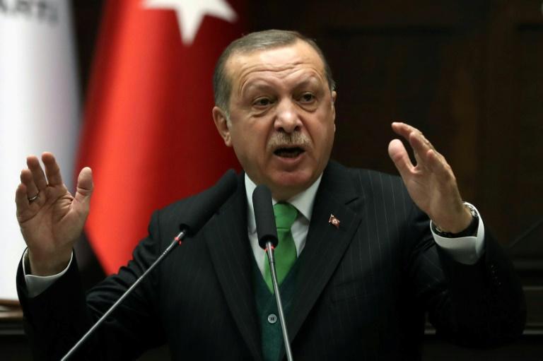 Turquía acusa a EE.UU. de crear un