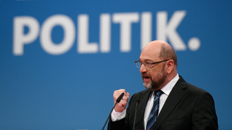 SPD irá con Merkel
