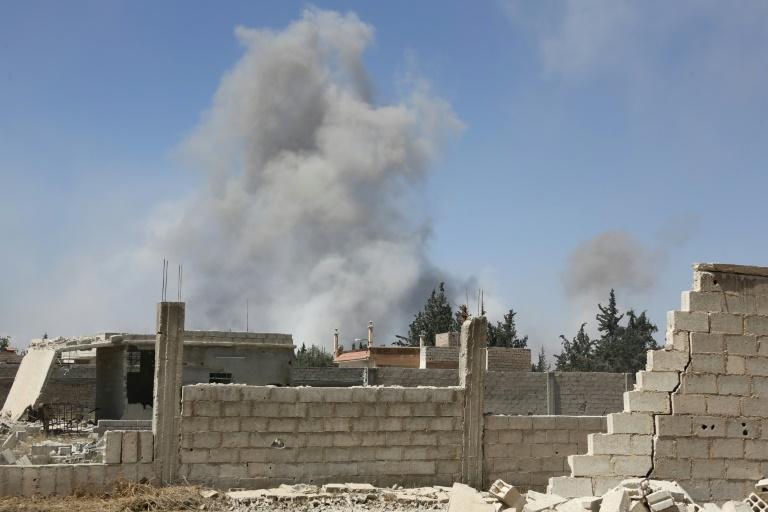 La Casa Blanca descarta salida rápida de Siria