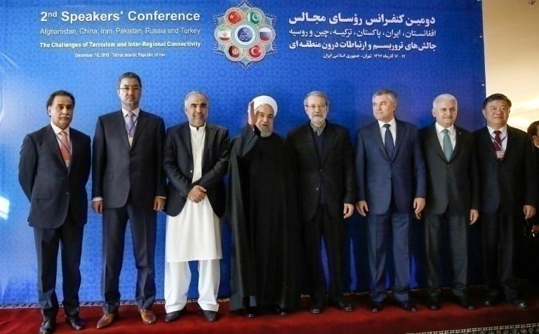 Irán denuncia que sanciones de EE.UU. son una forma de