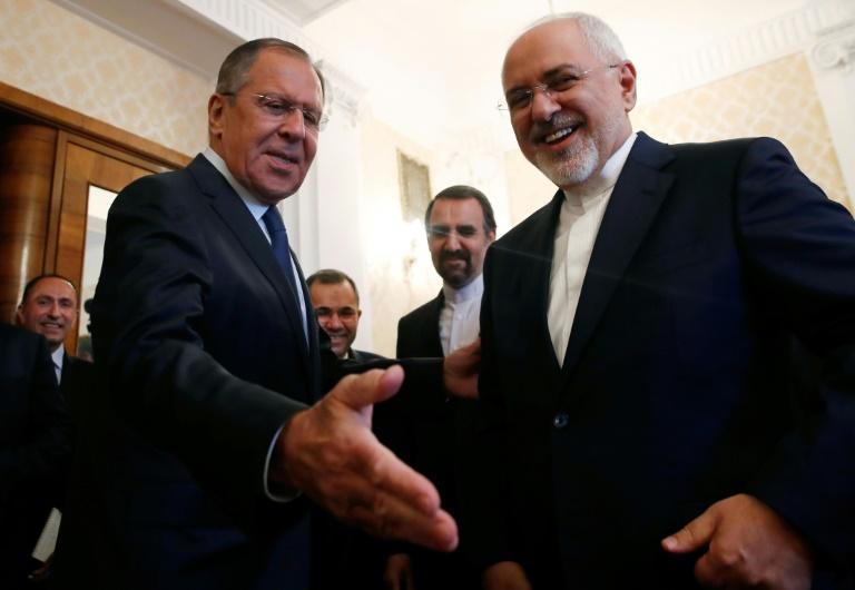 Irán busca el apoyo chino para salvar el pacto nuclear