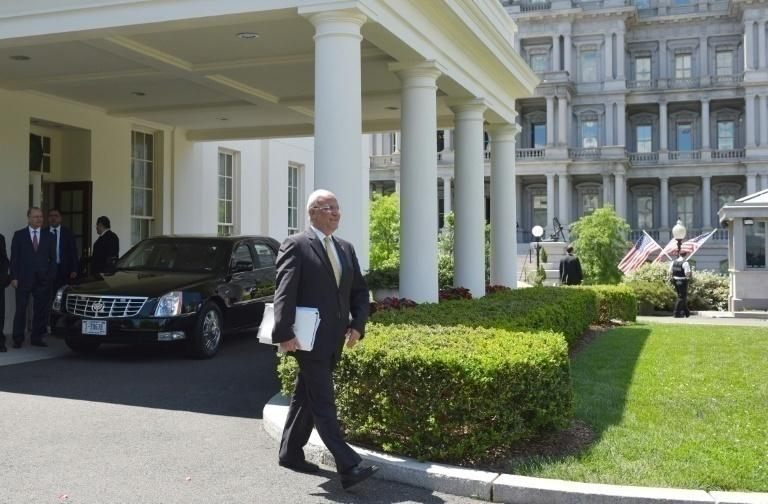 Egipto le pide a Palestina que mantenga las relaciones con EEUU
