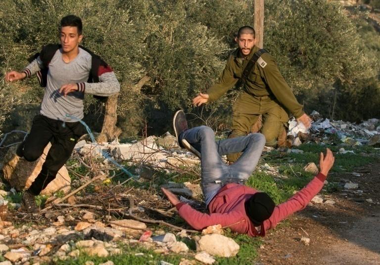 Asesinaron a un israelí en Cisjordania