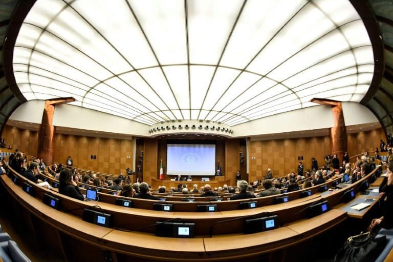 Presidente italiano disuelve Parlamento y abre vía a legislativas